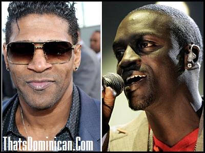 Omega El Fuerte feat. Akon - El Producto Lyrics - Letras