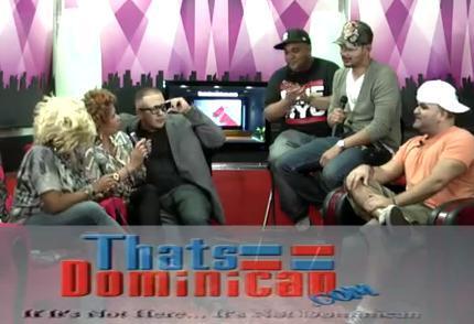 Entrevista ThatsDominican en La Hora Lite