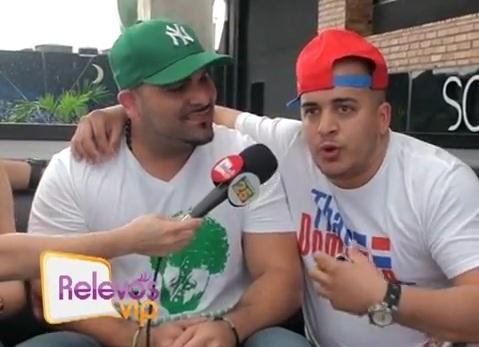 Manuel Pimentel y Miiguel chandon Sanchez