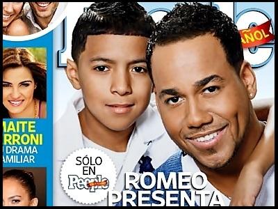 Hijo De Romeo Santos