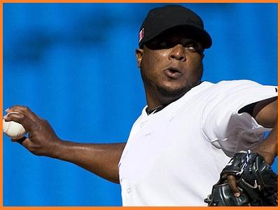 Frank Francisco Pitcher - Mets