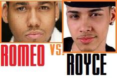Royce vs Romeo