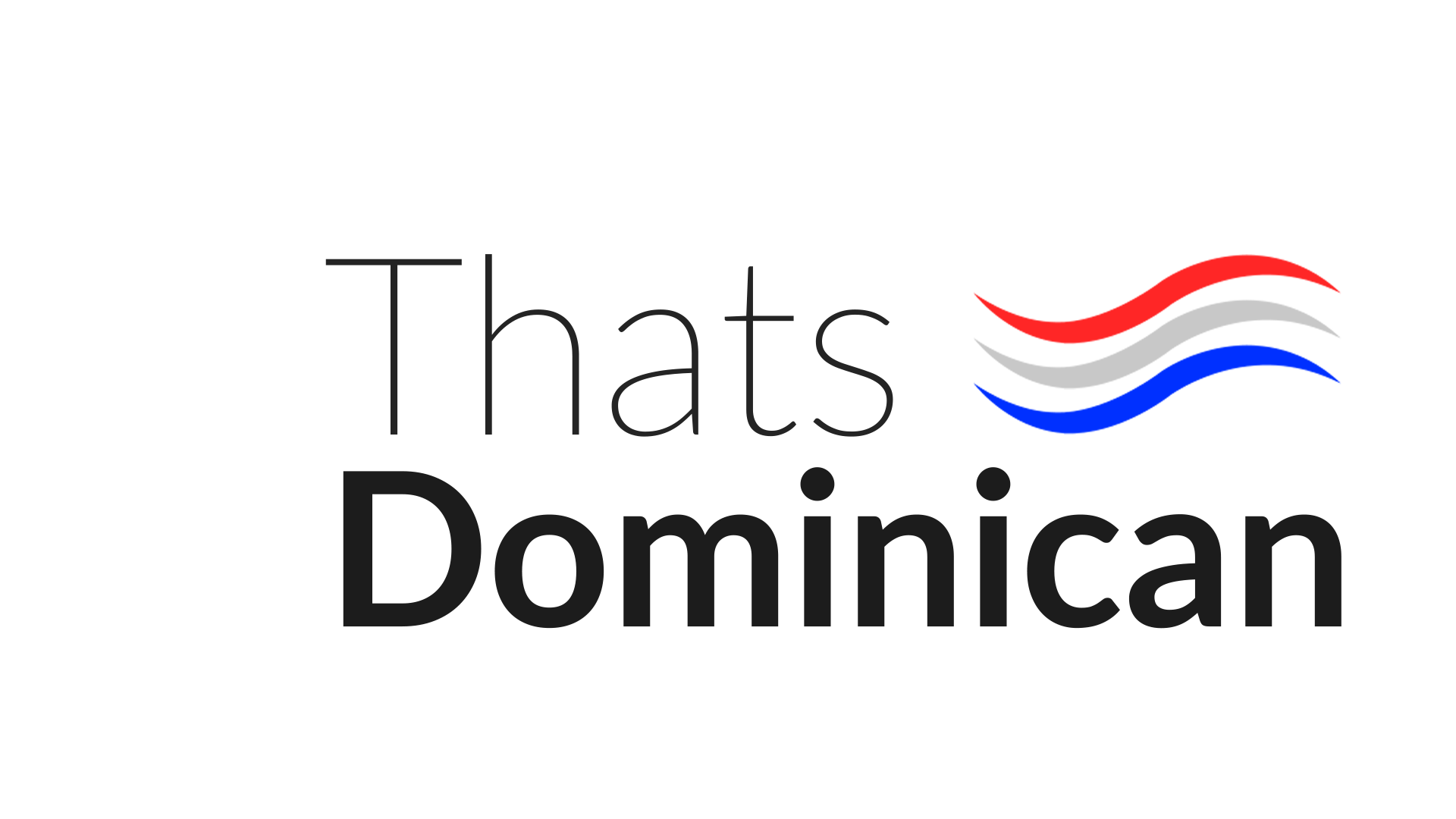 Thatsdominican Website